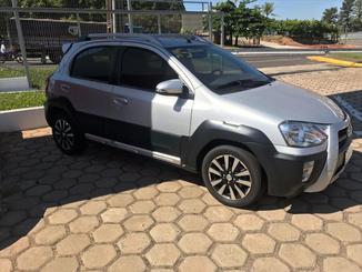 Toyota ETIOS CROSS 1.5 16V FLEX 4P MANUAL