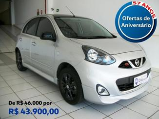 Nissan MARCH 1.6 RIO 2016 16V