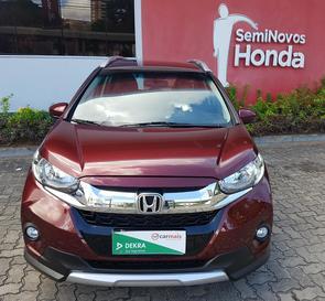 Honda WR-V EXL CVT