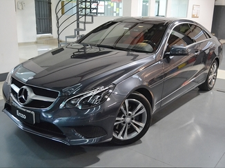 Mercedes Benz E 250 2.0 COUPÉ 16V TURBO GASOLINA 2P AUTOMÁTICO