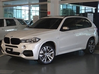 BMW X5 4.4 V8 TURBO GASOLINA M AUTOMATICO