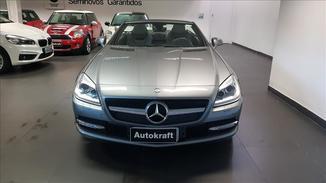 Mercedes Benz SLK 200 1.8 CGI