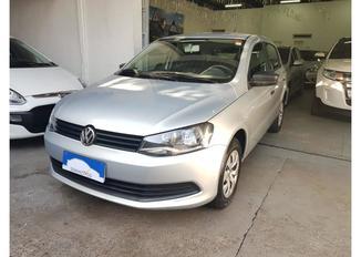 Volkswagen Gol 1.0 Tec Trendline Flex 4P