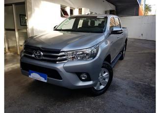 Toyota Hilux 2.7 Srv Cd 4X2 Flex A 4P