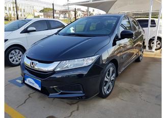 Honda City Lx 1.5 Cvt Flex 4P