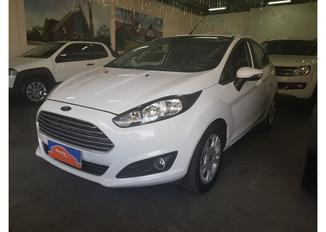 Ford Fiesta Ecoboost 4P