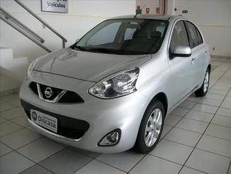 Nissan MARCH 1.0 SV 16V