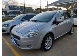 Fiat Punto Essence 1.6 16V Flex 4P