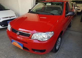 Fiat Palio Attractive 1.0 8V Flex 4P