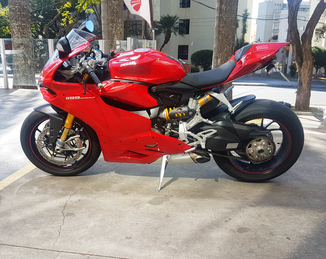 Ducati PANIGALE 1199 S