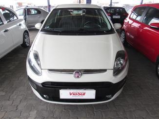 Fiat Punto Evo Attractive 1.4 8V Flex