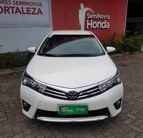 Toyota COROLLA COROLLA 2.0 XEI MULTI-DRIVES FLEX (2016/2017)