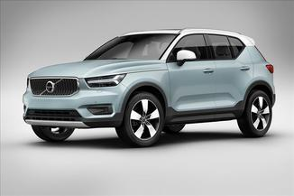Volvo XC40 2.0 T5 Momentum AWD Geartronic