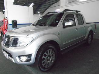 Nissan FRONTIER 2.5 SL 10 Anos 4X4 CD Turbo Eletronic