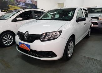 Renault Sandero Authentique 1.0 12V Sc 4P