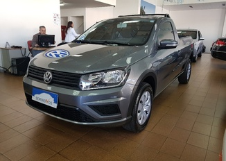 Volkswagen Saveiro Trendline 1.6 Msi Cd 2P