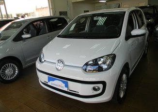 Volkswagen Up! 1.0 12V E-Flex Move Up! I- 4P