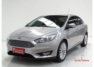Ford Focus Sedan Titanium 2.0 16V Flex PowerShift