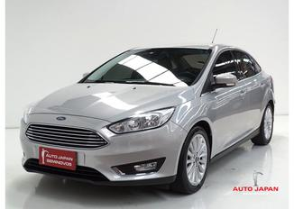 Ford Focus Sedan Titanium 2.0 16V Flex PowerShift
