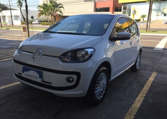 Volkswagen Up! 1.0 12V E-Flex Move Up! 4P