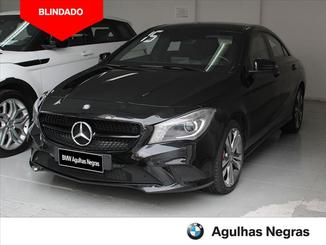 Mercedes Benz CLA 200 1.6 Urban 16V