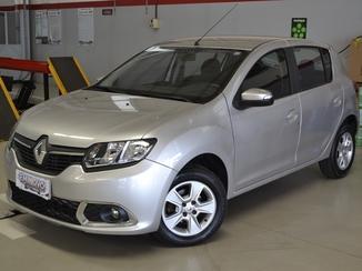 Renault SANDERO 1.6 DYNAMIQUE 8V FLEX 4P MANUAL