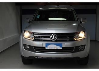 Volkswagen Amarok 2.0 Highline 4X4 Cd Diesel Automatica 4P