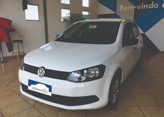 Volkswagen Gol 1.6 Vht City Flex 4P