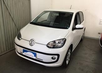 Volkswagen Up! 1.0 12V Tsi E-Flex High Up 4P