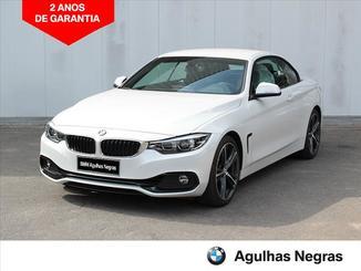 BMW 430I 2.0 16V Cabrio Sport