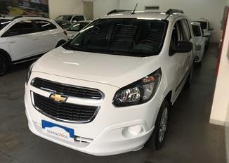 Chevrolet Spin Lt 5S 1.8 Flex 4P