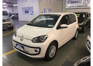 Volkswagen Up! 1.0 12V Tsi E-Flex Move Up 4P