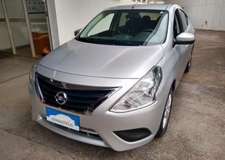 Nissan Versa 1.6 16V Sv Cvt Flex 4P