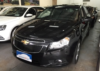 Chevrolet Cruze Lt 1.8 16V Ecotec Flex 4P