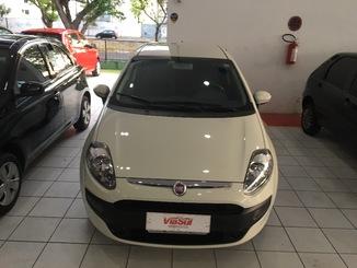 Fiat Punto Attractive 1.4 8V Flex