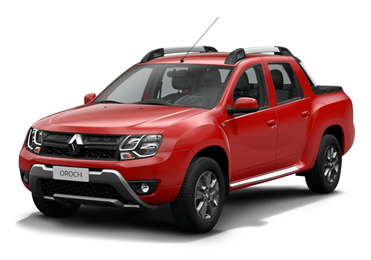 Duster Oroch Dynamique 2.0 Manual