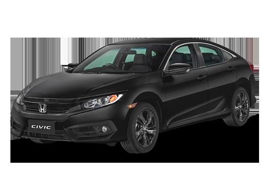 Civic  Sport 2.0 CVT