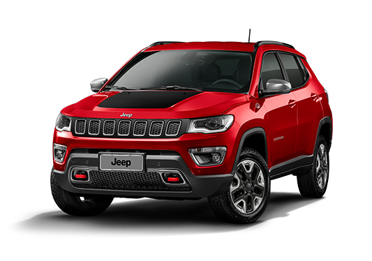 Compass Trailhawk 2.0 Turbo Diesel AT9