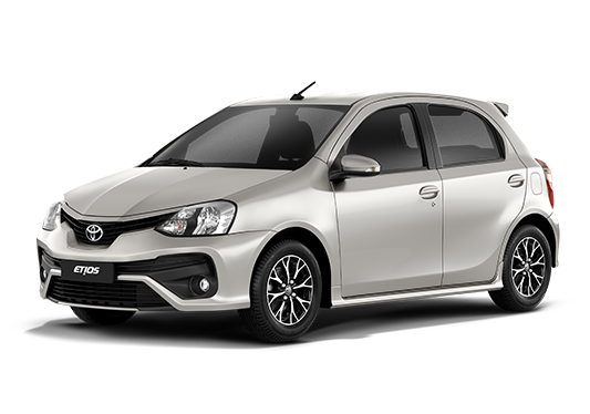 Etios Hatch 1.5 16V FLEX Platinum
