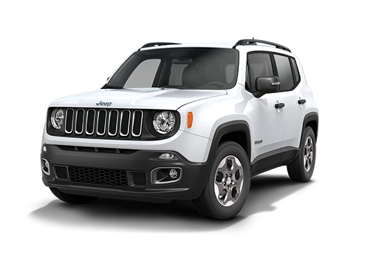 Renegade Sport 1.8 Flex Manual 4x2