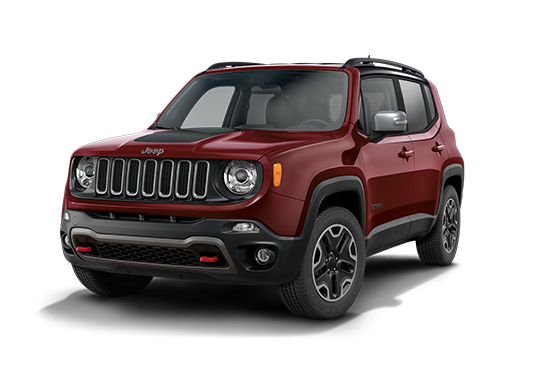 Renegade Trailhawk 2.0 Diesel 4x4