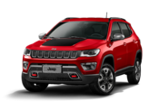 Compass Trailhawk 2.0 Turbo