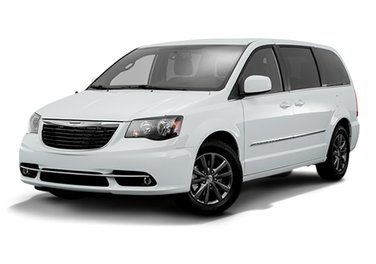 TOWN & COUNTRY Pentastar 3,6L V6