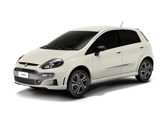 Punto Blackmotion Dualogic 1.8 16v Flex 4p