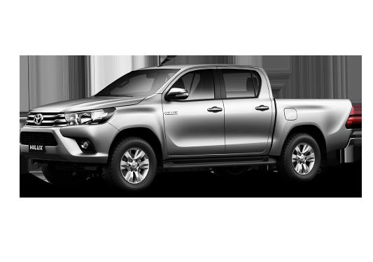 Hilux CD Diesel FLEX DUAL VVT-I 2.7L 16V DOHC SRV 4x4
