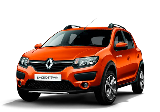 Sandero Stepway Dynamique 1.6 Flex MT5