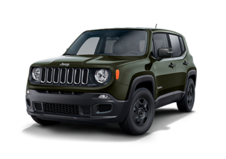 Jeep Renegade AT 1.8 Flex (PCD)