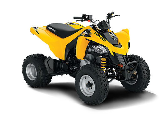 Can-Am Offroad DS 250