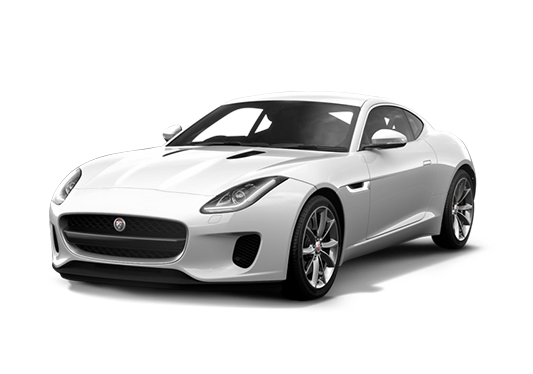 Jaguar F-TYPE Coupé P300 3.0 V6 Supercharged 380 CV