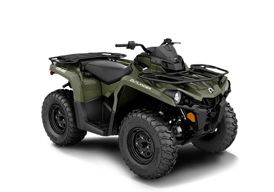 Can-Am Offroad Outlander 570